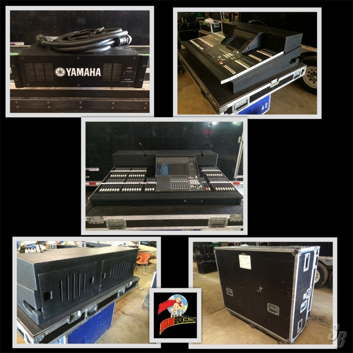 Search listings for Yamaha m7cl dante