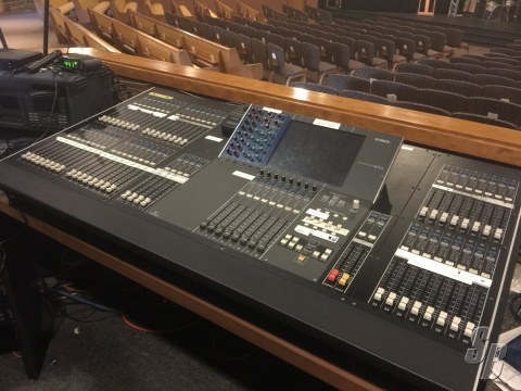 Listing yamaha m7cl 48 channel mixer detail console for Yamaha m7cl 48 price
