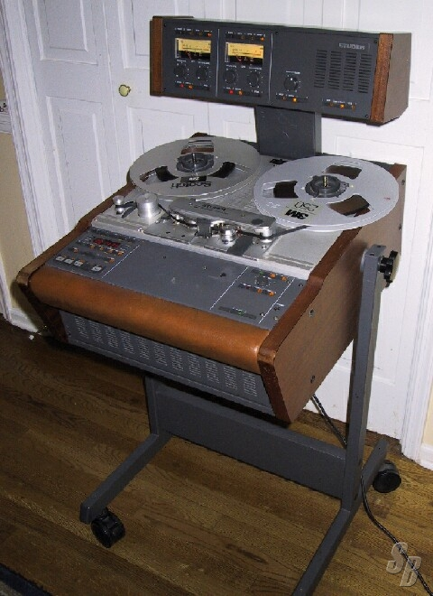 Listing - STUDER A807 2TRK 1/4 - Detail - RECORD/PLAYBACK