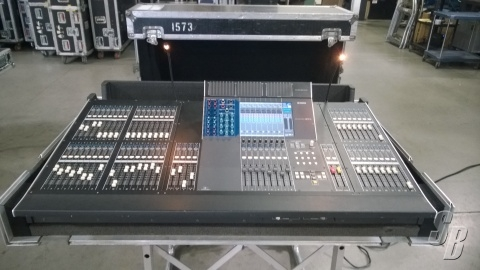 Console digital product listing for Yamaha m7cl dante
