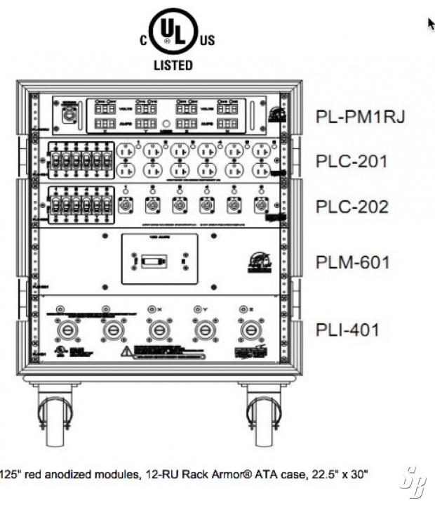 listing - power distro - detail - generators  u0026 power distros